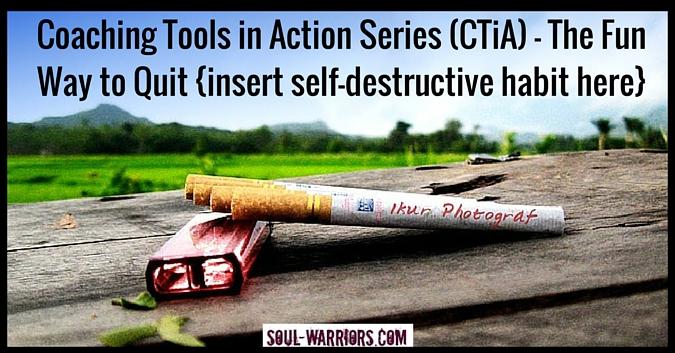 CTiA - fun way to quit