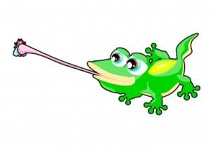 gecko by bandrat