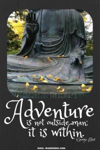 George Eliot Adventure Quote