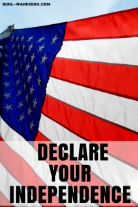 DECLARE YOURINDEPENDENCE