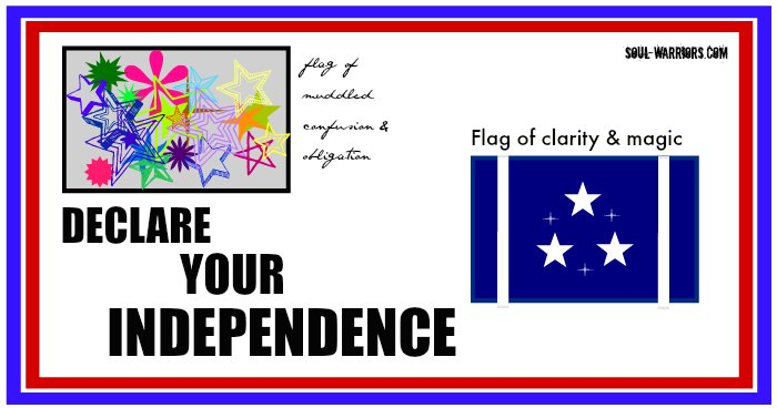 Declare Your Independenca