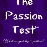 The Passion Test Pin