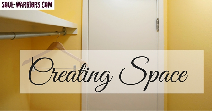 Creating Space Blog Header
