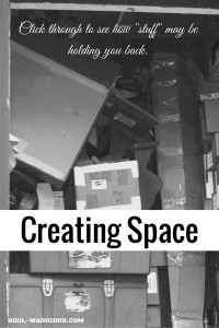 Creating Space Pin