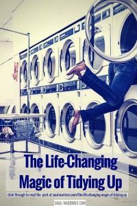 Life Changing Magic Pin