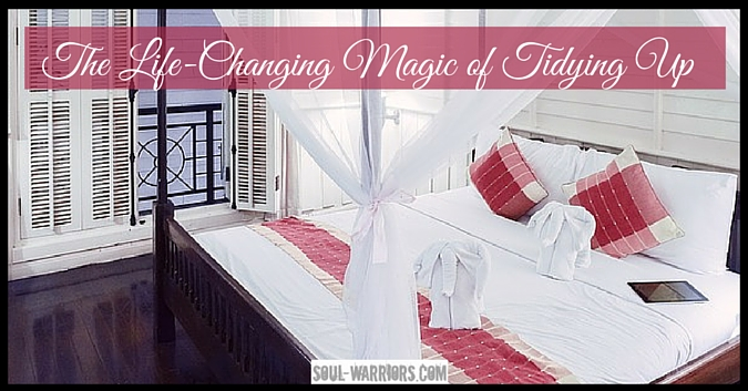 life-changing magic of tidying