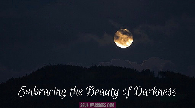 Sometimes personal growth junkies get caught in the trap of trying to 'evolve' everything. A call for celebrating our shadows & the beauty of darkness too. Click through to http://www.soul-warriors.com/embracing-the-beauty-of-darkness/ to read more.