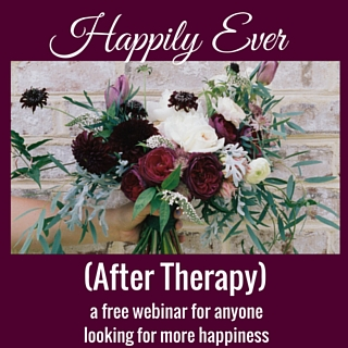 Happily Ever After Therapy Webinar Replay