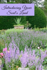 Get to know that fundamental, unchanging part of your personality - what I call your soul's land. Start exploring it with this fun exercise at http://www.soul-warriors.com/introducing-your-souls-land/