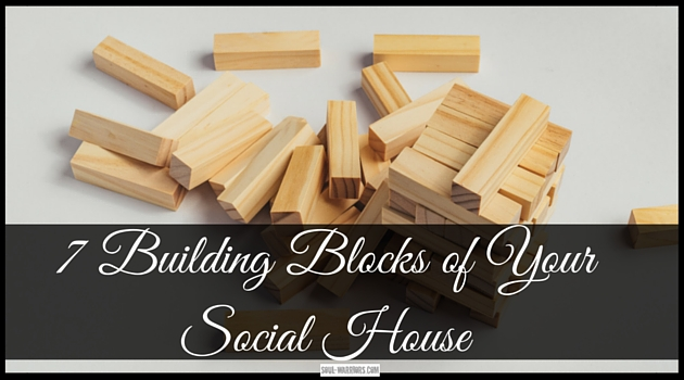 What makes up strong emotional health? Introducing your social house - the key structure that allows you to make the most of your soul's land. Read it here: http://www.soul-warriors.com/7-building-blocks-social-house