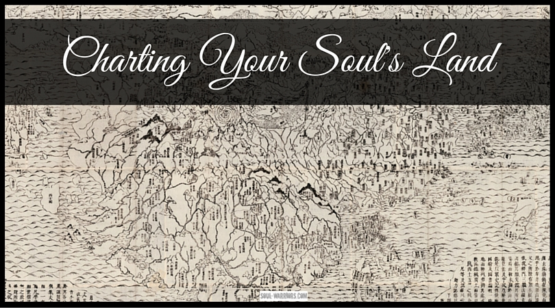 Use this creative technique to learn more about your soul's land - that part of you that has been unchanging since birth, or your fundamental essence. Click through to http://www.soul-warriors.com/charting-your-souls-land/ to learn more.